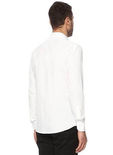 George Hogg Gömlek Beyaz